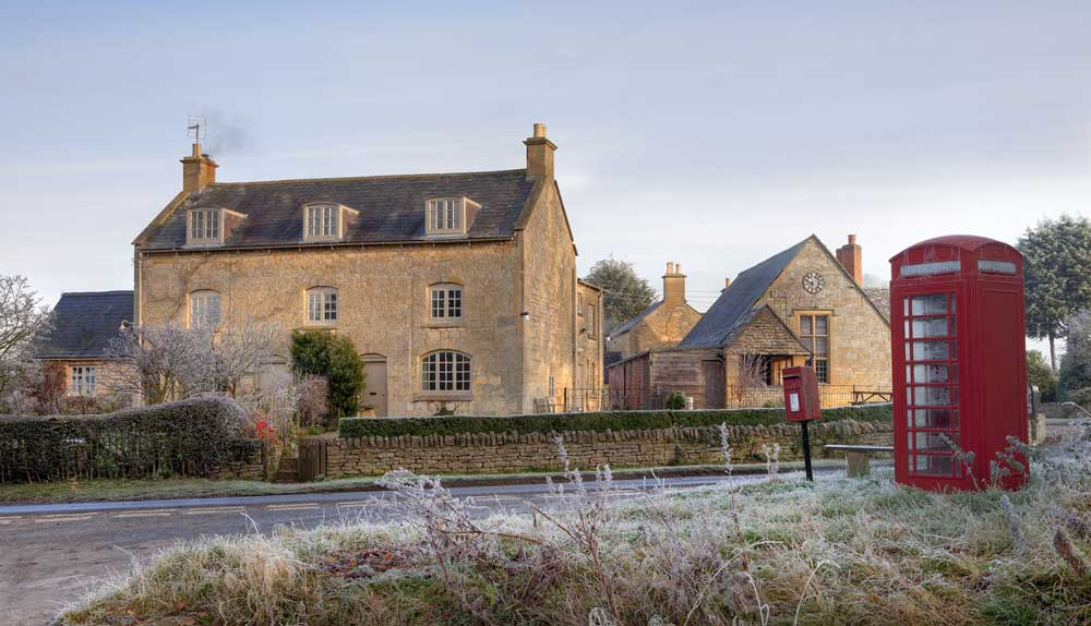 Badgers Hall Tea Rooms Chipping Campden