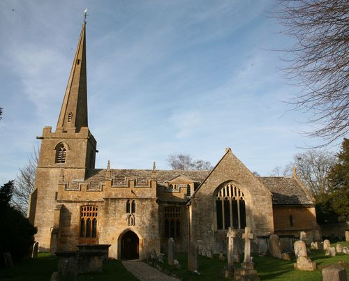 Church of St Michael and All Angels- Stanton-Cotswolds