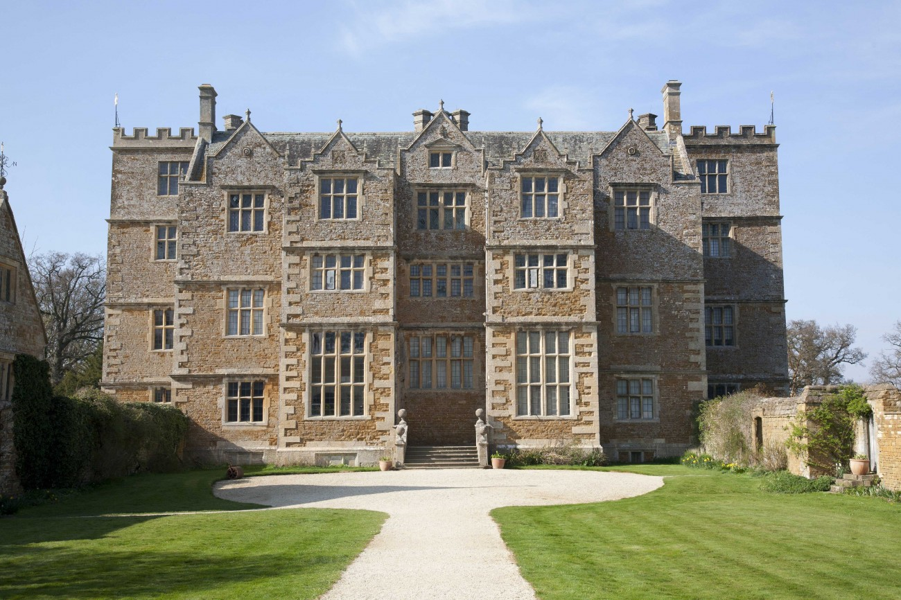 Chastleton-House in the Cotswolds