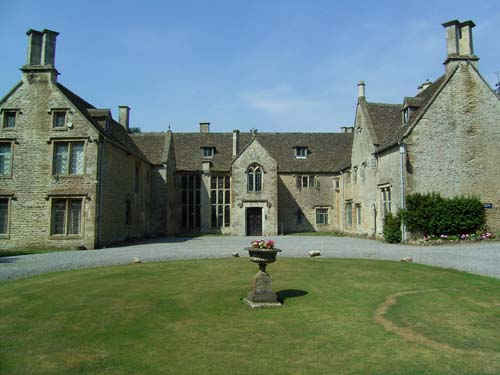 Chavenage House, Cotswolds