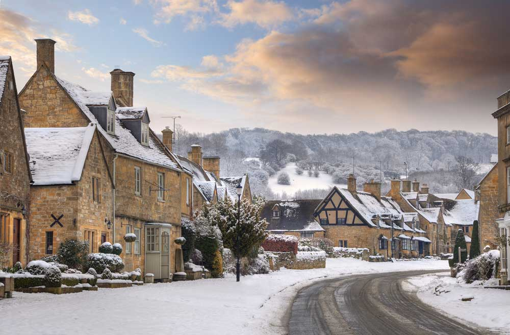 Broadway Village, Cotswolds, UK