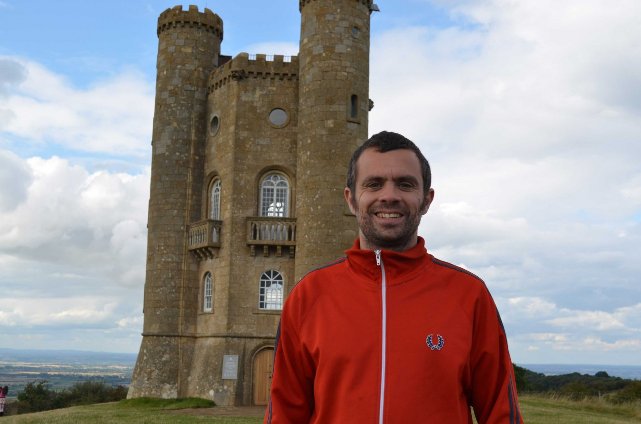 Jamie from Cotswolds Adventures