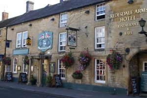 Redesdale Arms- Moreton-in-Marsh